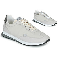 Shoes Men Low top trainers Claé RUNYON Grey