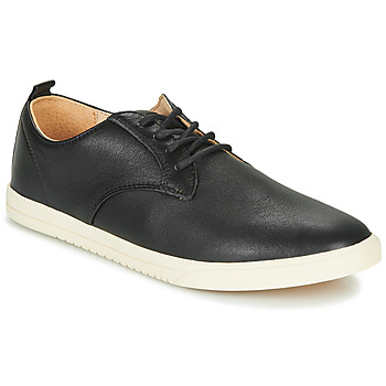 Shoes Men Low top trainers Claé ELLINGTON Black