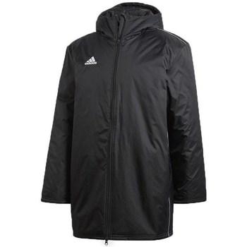 Clothing Men Jackets adidas Originals Core 18 Stadium Black