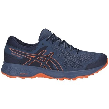 Shoes Men Running shoes Asics Gel Sonoma 4 400 Orange, Navy blue