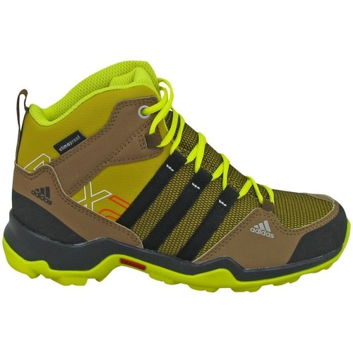 Shoes Children Walking shoes adidas Originals AX2 Mid CP K Brown