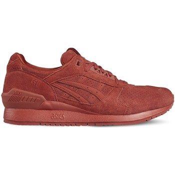 Shoes Men Low top trainers Asics Gelrespector Red