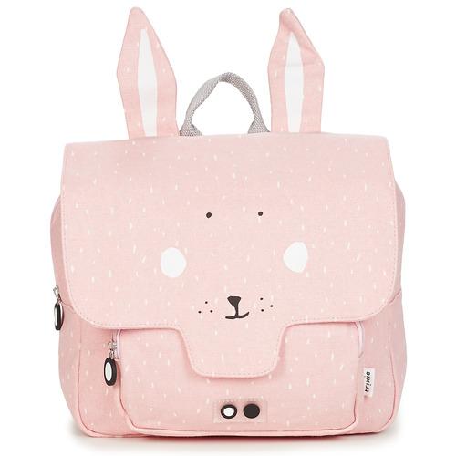 Bags Girl Satchels TRIXIE MISS RABBIT Pink