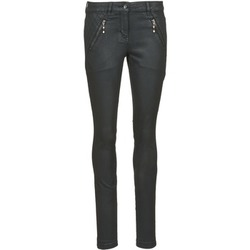 Clothing Women slim jeans Tom Tailor LIRDO Black / Oiled