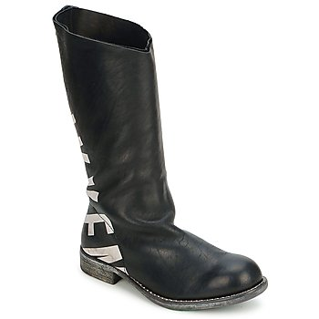 Shoes Men Mid boots Bikkembergs MOODY Black