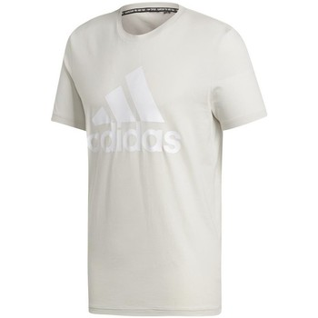 Clothing Men Short-sleeved t-shirts adidas Originals Must Haves Badge OF Sport White