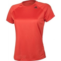 Clothing Women Short-sleeved t-shirts adidas Originals Designed 2 Move Tee Lose W Red