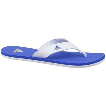 Shoes Children Flip flops adidas Originals Beach Thong 2 K White, Blue