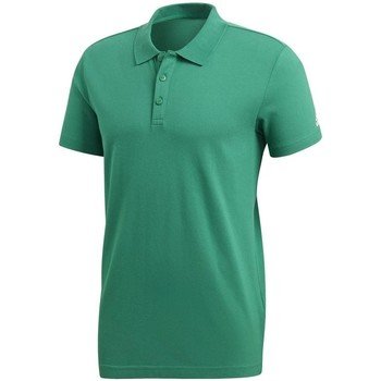Clothing Men Short-sleeved polo shirts adidas Originals Polo Essentials Basic Green