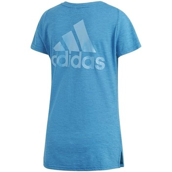 Clothing Women Short-sleeved t-shirts adidas Originals ID Winners Blue
