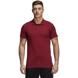 Clothing Men Short-sleeved polo shirts adidas Originals Essentials Burgundy