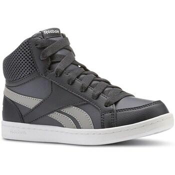 Shoes Children Hi top trainers Reebok Sport Royal Prime Mid Black