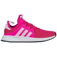 Shoes Children Low top trainers adidas Originals Xplr Pink