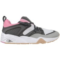 Shoes Women Low top trainers Puma X Blaze OF Glory X Solebox Unisex Graphite,White,Pink