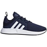 Shoes Children Low top trainers adidas Originals Xplr Navy blue