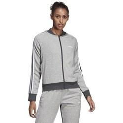 Clothing Women Sweaters adidas Originals Essentials Seasonal Bomber Jacket Grey