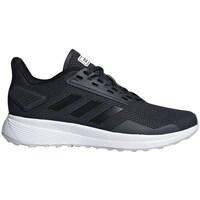 Shoes Women Low top trainers adidas Originals Duramo 9 Black