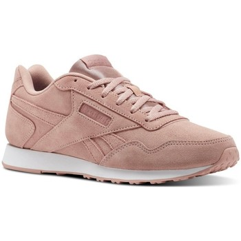 Shoes Women Low top trainers Reebok Sport Royal Glide LX White, Pink