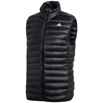 Clothing Men Duffel coats adidas Originals Varilite Vest Black
