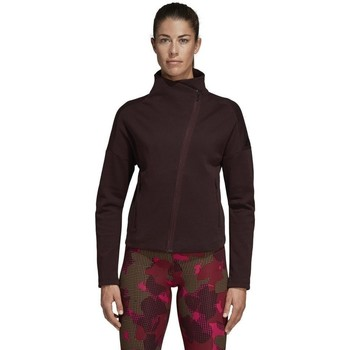 Clothing Women Sweaters adidas Originals Heartcacer Here TO Create Brown