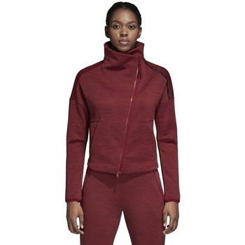 Clothing Women sweaters adidas Originals Zne Heartracer Jacket