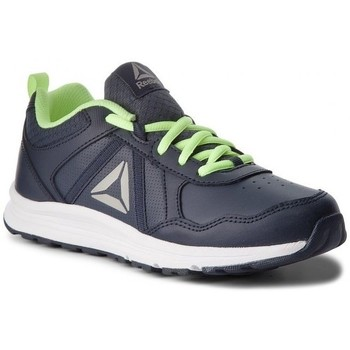 Shoes Children Low top trainers Reebok Sport Almotio 40 Navy blue