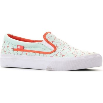 Shoes Women Slip-ons DC Shoes Trase Slipon SP Celadon
