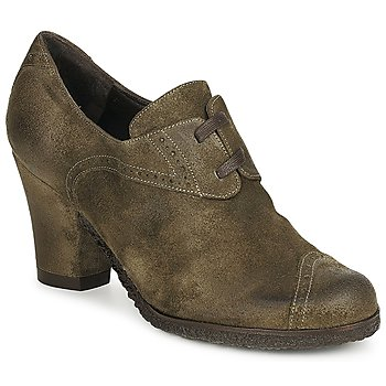 Shoes Women Shoe boots Audley RINO LACE Taupe