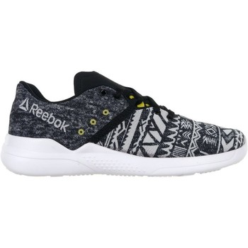Shoes Women Low top trainers Reebok Sport Cardio Edge Low White,Black,Grey