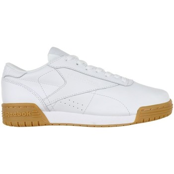 Shoes Women Low top trainers Reebok Sport Exofit LO Cln Garment White