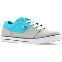 Shoes Women Skate shoes DC Shoes Tonik TX Grey,Light blue