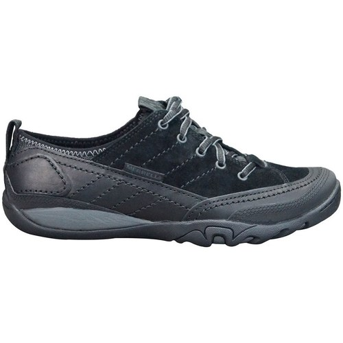 Shoes Women Low top trainers Merrell Mimosa Quinn Black