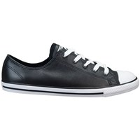 Shoes Women Low top trainers Converse Chuck Taylor All Star Dainty White,Black