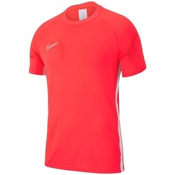 Clothing Boy short-sleeved t-shirts Nike JR Academy 19 Orange