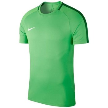 Clothing Men Short-sleeved t-shirts Nike Dry Academy 18 Green