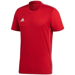 Clothing Men short-sleeved t-shirts adidas Originals Core 18 Red