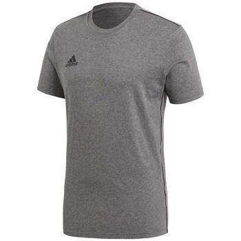 Clothing Men short-sleeved t-shirts adidas Originals Core 18 Graphite