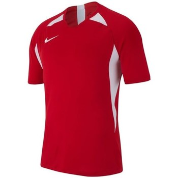 Clothing Men Short-sleeved t-shirts Nike Legend SS Jersey Red