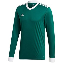 Clothing Men Long sleeved tee-shirts adidas Originals Tabela 18 Green