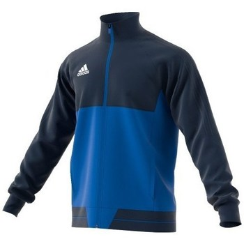 Clothing Men Track tops adidas Originals TIRO17 Pes Jkt Blue, Navy blue