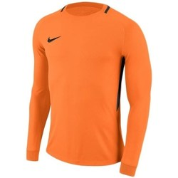 Clothing Boy sweaters Nike Dry Park Iii Orange