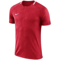 Clothing Men Short-sleeved t-shirts Nike Challenge II Red