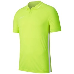 Clothing Boy short-sleeved polo shirts Nike JR Dry Academy 19 Celadon
