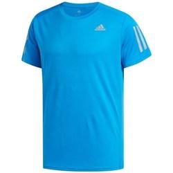 Clothing Men Short-sleeved t-shirts adidas Originals Response Turquoise