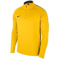 Clothing Boy Track tops Nike JR Dry Academy 18 Dril Top Orange