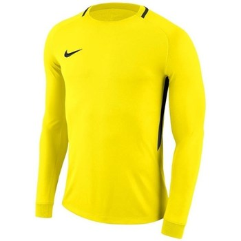 Clothing Men Track tops Nike Dry Park Iii Yellow