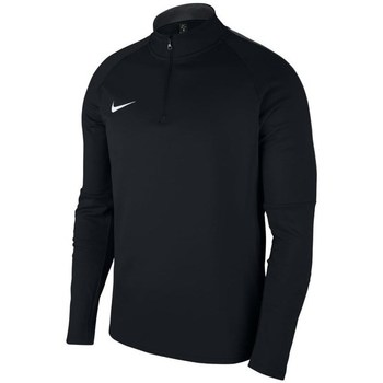 Clothing Boy Track tops Nike JR Dry Academy 18 Dril Top Black