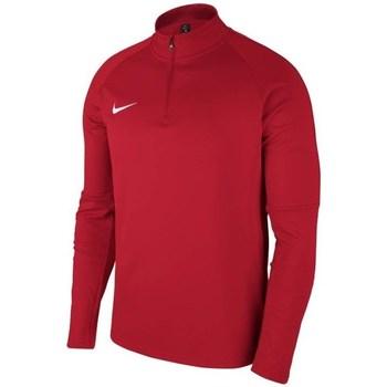 Clothing Boy Track tops Nike JR Dry Academy 18 Dril Top Burgundy