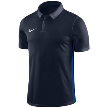 Clothing Men Short-sleeved polo shirts Nike Dry Academy 18 Polo Black