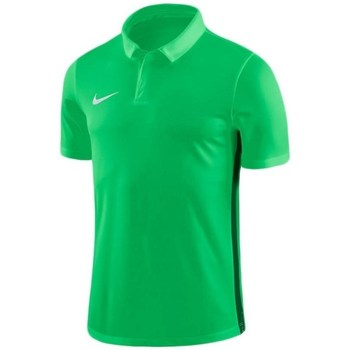 Clothing Men short-sleeved polo shirts Nike Dry Academy 18 Polo Green